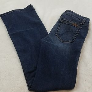 "Joe's 'Flawless' Icon Flare Jeans W/34"" inseam"